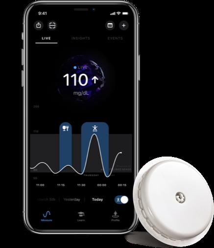 Partners | Abbott Libre Sense Glucose Sport Biosensor